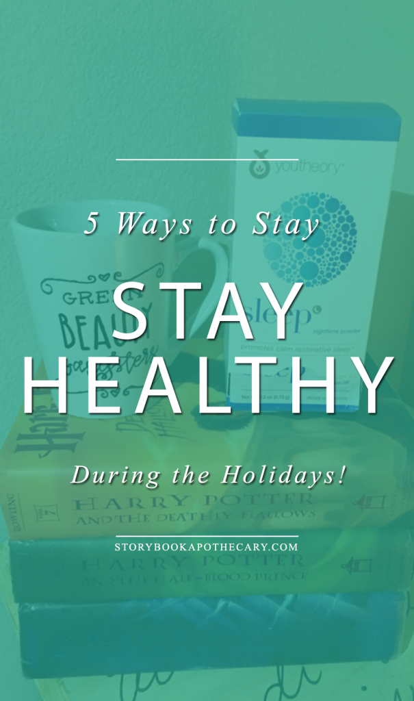 5 Ways to Stay Healthy During the Holidays!