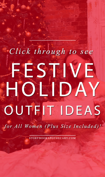 Festive Holiday Outfit Ideas