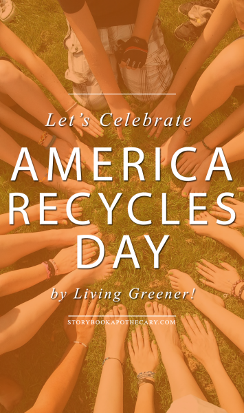 Grateful November: Happy America Recycles Day!