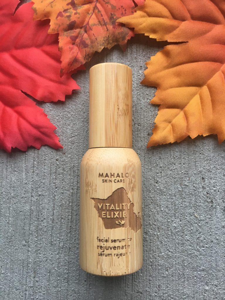 MAHALO Vitality Elixir Serum
