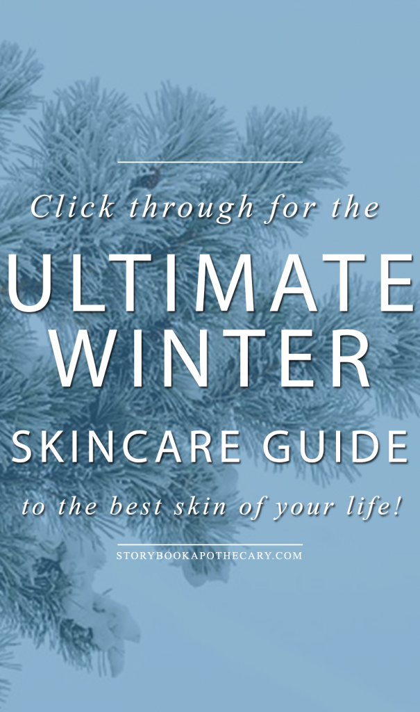Click through for the Ultimate Winter Skincare Guide!