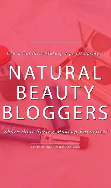 Natural Beauty Bloggers Share Their Top Makeup Picks and Advice for Spring