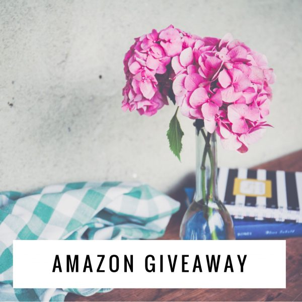 $500 Amazon Giveaway!