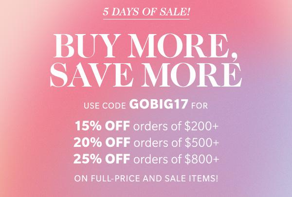 Don't miss out on this MASSIVE Shopbop Sale going on now!