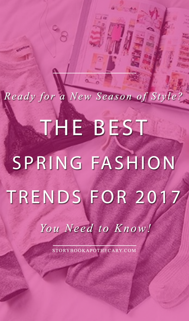 Spring Fashion Trends for 2017 + MASSIVE Shopbop Sale!