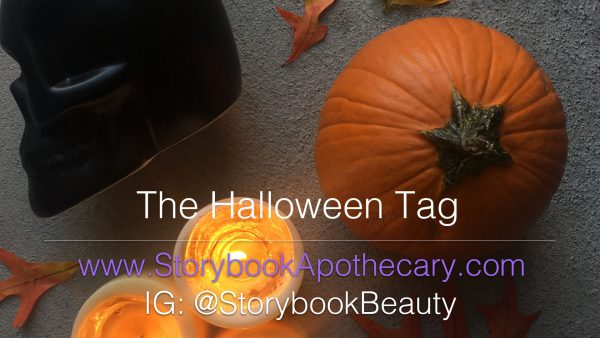 The Halloween Tag {VIDEO}
