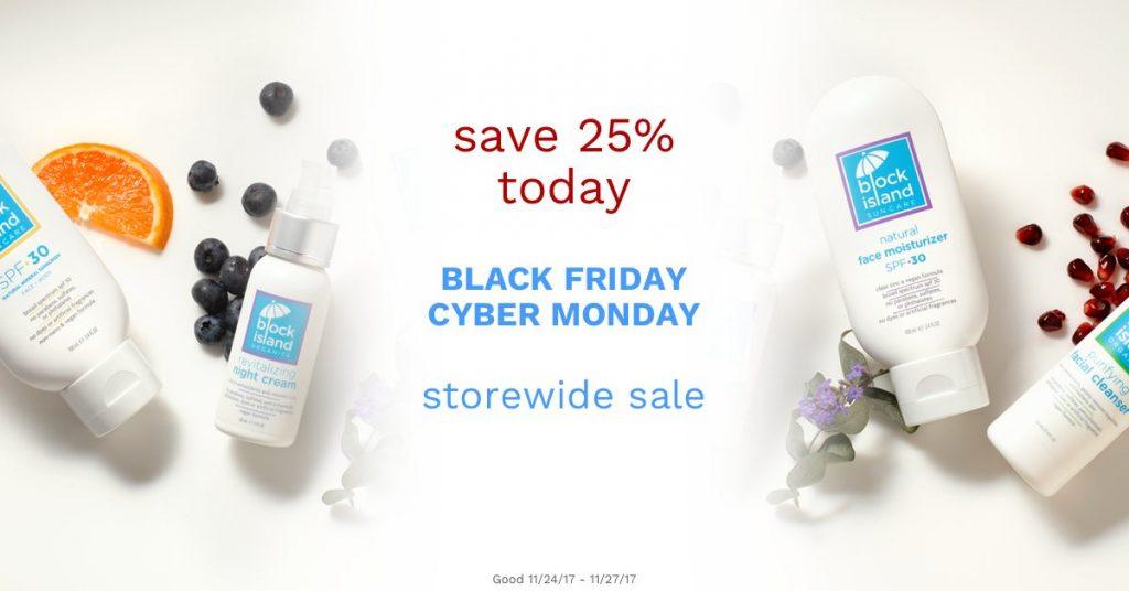 Block-Island-Organics Black Friday Sale