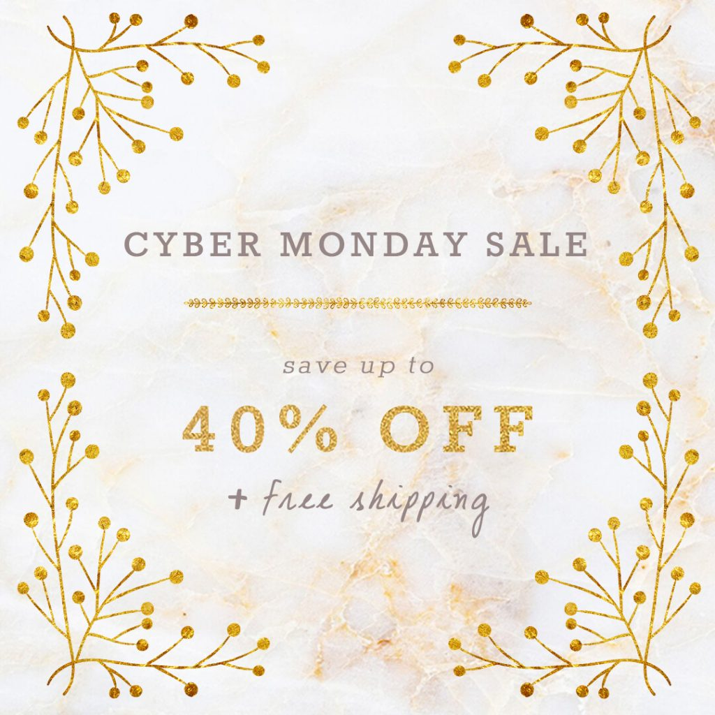 Petal and Post Cyber Monday Sale