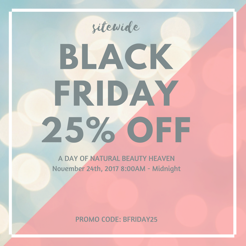 White and Elm Black Friday Sale