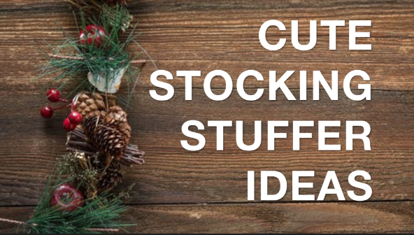 Affordable Stocking Stuffers {VIDEO + GIVEAWAY}