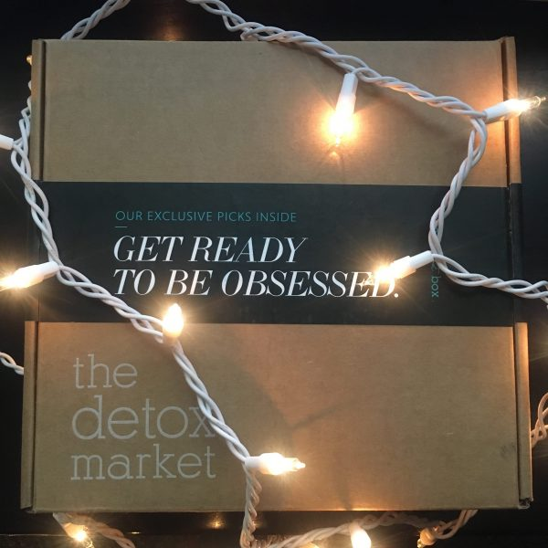 December Detox Box Unboxing Video