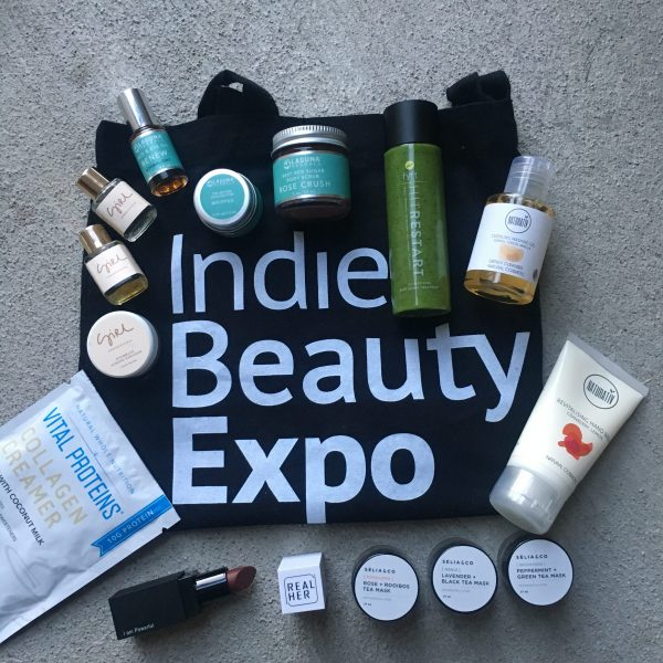 Indie Beauty Expo 2018 Experience + Haul